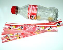 Adesivo para Refrigerante Minnie