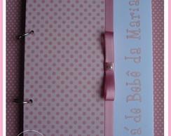 Caderno De Mensagens Ch� de Beb�