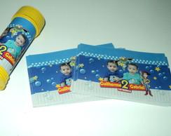Adesivo Bolha de Sab�o Toy Story