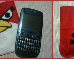 Case celular Angry Birds