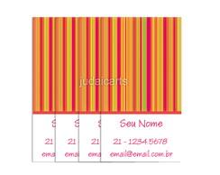 Calling Cards Listras 2 - Kit com 20
