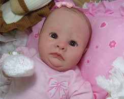 Beb� Reborn Anna - POR ENCOMENDA!