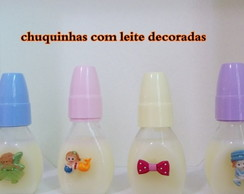 chuquinhas decoradas