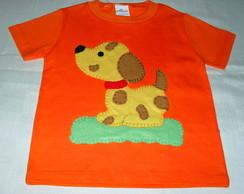 Camiseta Infantil - C�ozinho