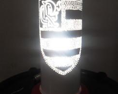 Lumin�ria em PVC Time Flamengo