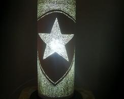 Lumin�ria em PVC Time Botafogo