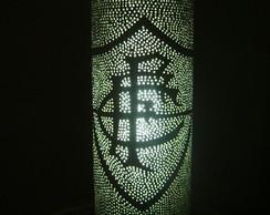 Lumin�ria em PVC Time Fluminense