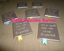 Mini Livro - Dia do Livro Infantil