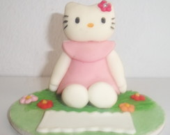 Lembran�a de anivers�rio: Hello Kitty