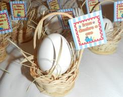 Convite quebre o ovo  Galinha Pintadinha