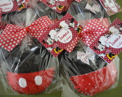 CHAVEIRO MINNIE / MICKEY