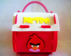 Lancheira ANGRY BIRDS