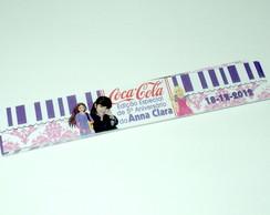 Adesivo para Mini Coca Cola Barbie
