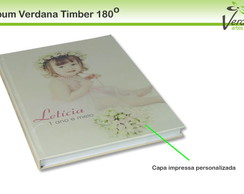 �lbum Fotolivro 180 Timber Gde A4 20 p�g