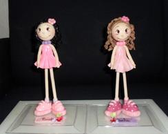 Meninas Magrelas (personalizadas)