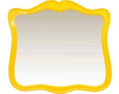 Espelho Amarelo Princess