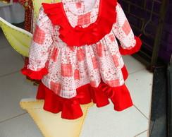 Vestido Caipira BABY