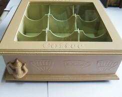 Caixa para C�psulas de Caf�