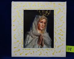 Quadro Nossa Senhora de F�tima