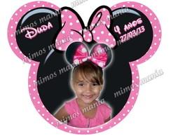 �m� formato especial Minnie rosa