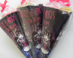 Cones com Jujuba Monster High