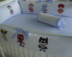 Kit ber�o Super Herois