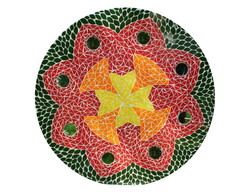 Mandala Rosacea
