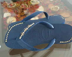 Havaianas Top customizada
