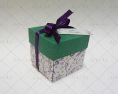 Convite Caixa Com Impress�o Externa