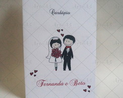 Card�pio Dobra Horizontal