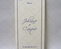 Card�pio Dobra Vertical