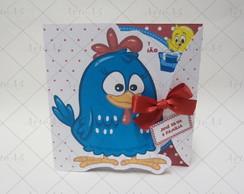Convite Infantil Envelope M�dio
