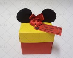 Convite Caixa Minnie