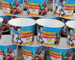 Balde Pipoca Personalizado Toy Story