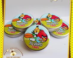 Latinha Personalizada Angry Birds