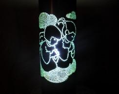 Lumin�ria em PVC Anjos