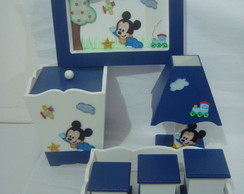Kit beb� mickey baby