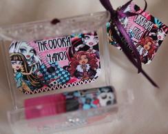 Kit Maquiagem Monster High na Bolsinha