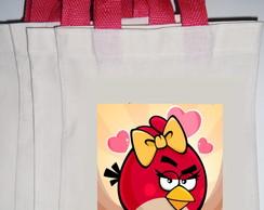 Sacolas Angry Birds