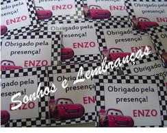 Tag Personalizado - carros