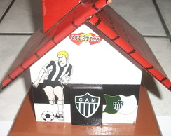 Cofre A Casa Do Galo