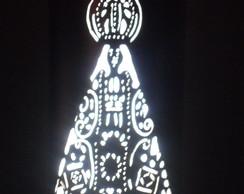 Lumin�ria em PVC Nossa Sr� Aparecida II