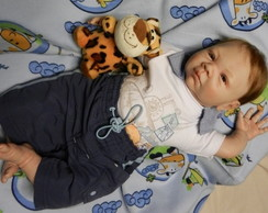 Beb� Reborn Davi 2011 ADOTADO!!!