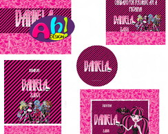 Kit Festa - Monster High 2