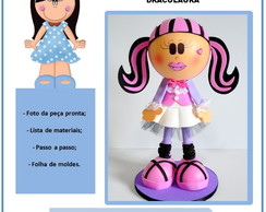 Apostila Virtual Monster High Draculaura