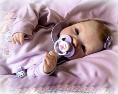 Beb� reborn Alice 2012 ADOTADA!!!!