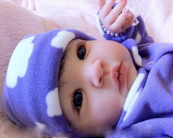 Beb� reborn Karol 2012 ADOTADA!!!!