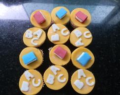 Cupcake carrossel