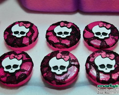 Latinha Mint To Be Monster High