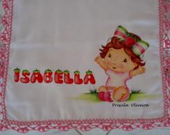 """Fralda Menina """"moranguinho Baby 4"""""""